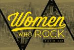 Women Who Rock Poster