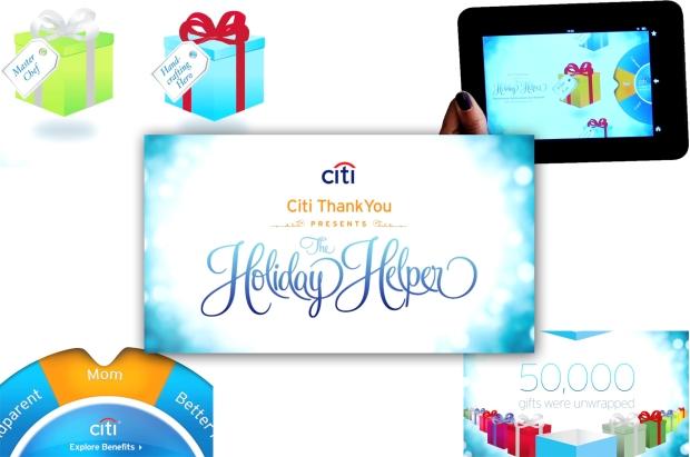 Citi Holiday Helper