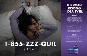 ZZZQuil Call Line
